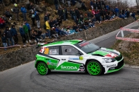 IL TEAM ŠKODA SWISS MOTORSPORT PRONTO ALL'AVVENTURA TRICOLORE