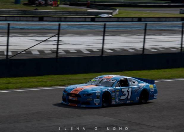 GRANDE EMOZIONE NEL GP EURO NASCAR DI FRANCIACORTA