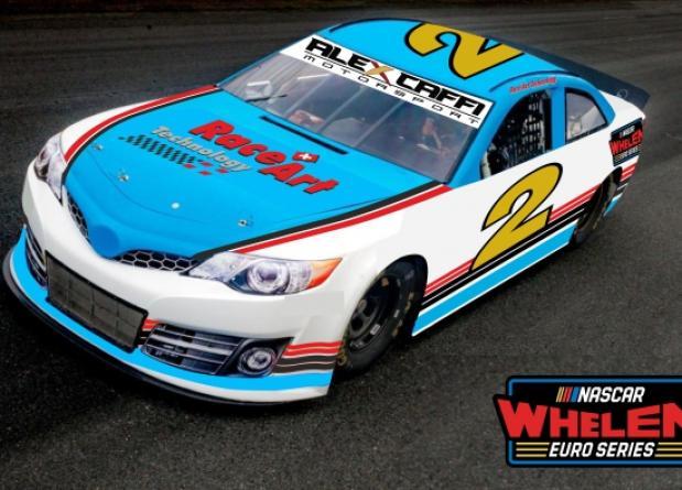 Alex Caffi Motorsport with Race Art Technology towards 2020